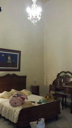 La Casa de Concordia: Bedroom