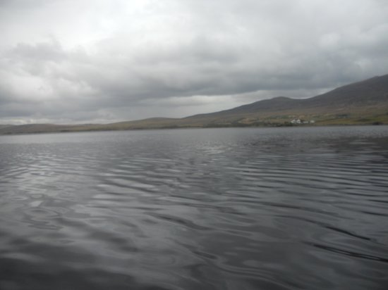 Altnaharra Hotel: teach a man to fish