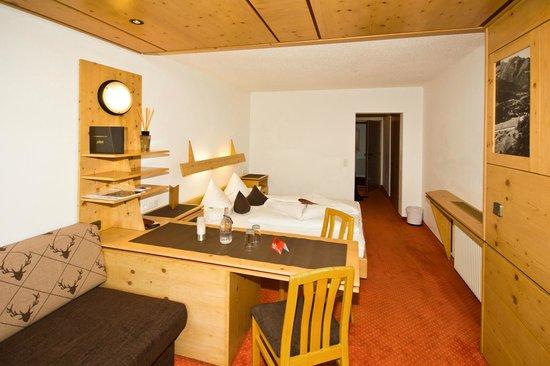 Hotel Garni Hainbacherhof: Doppelzimmer
