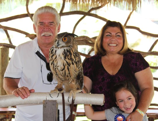 Zoological Wildlife Foundation: with our grandchild