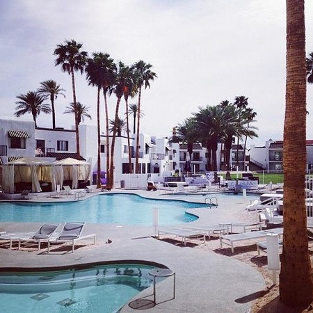 Rumor Hotel: Pool area