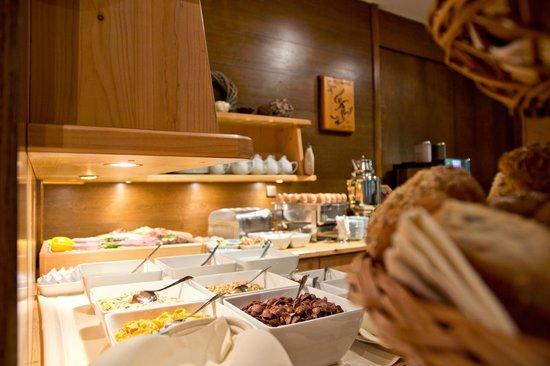 Hotel Garni Hainbacherhof: Buffet