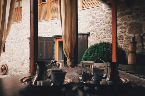 Bosnian National Monument Muslibegovic House Hotel: Complimentary Coffee Upon Arrival