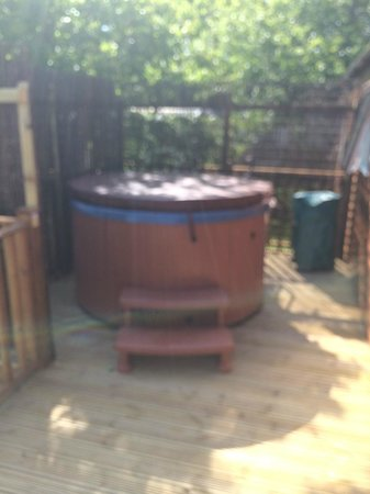 Haulfryn Finlake: Private Hot Tub