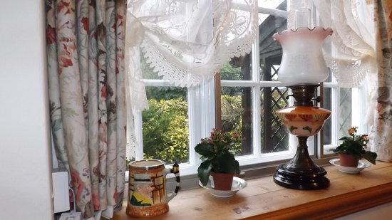 Wellington Farm Bed & Breakfast: Breakfast / Tea Room