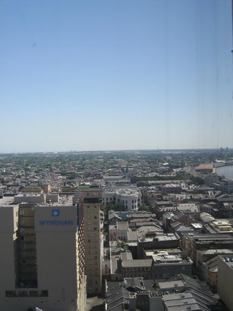 JW Marriott New Orleans: French Quarter view