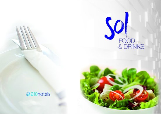 Sol de Alcudia Apartments: Sol food