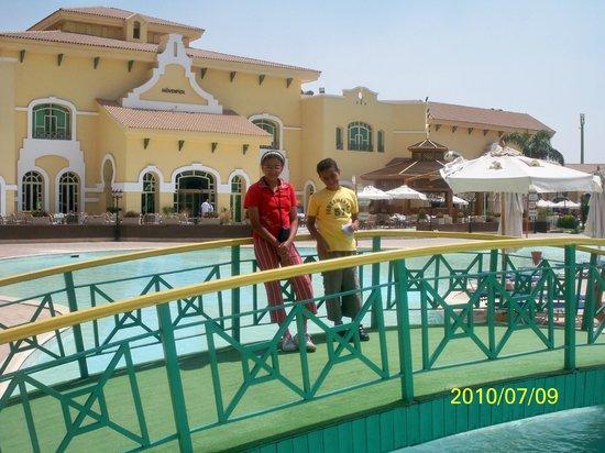 Mövenpick Hotel Cairo - Media City: 01