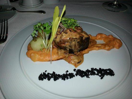 Royal Hideaway Playacar: Las Ventanas Restaurant
