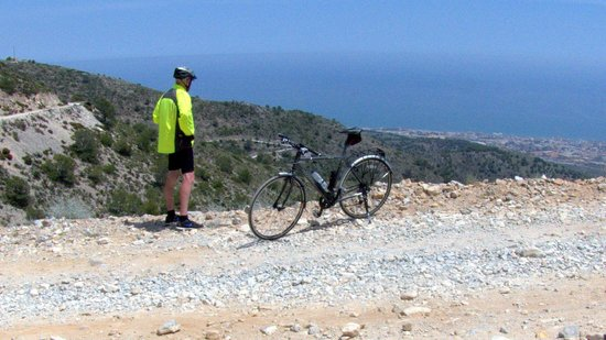 Bike2Malaga - Tours & Rentals: Benalmadena