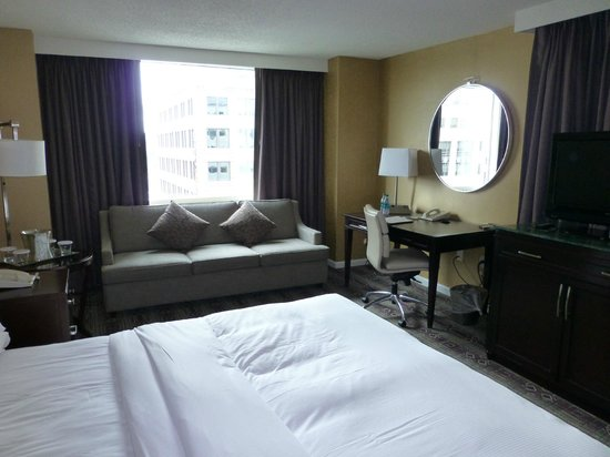 Hilton Harrisburg: Junior suite