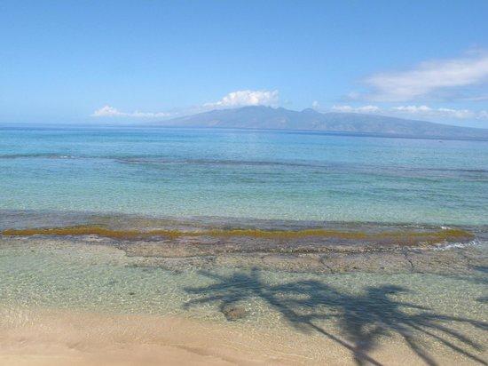 Maui Sands: Lanai