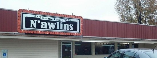 For The Love of N'awlins