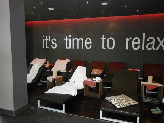Park Hotel Marinetta : pieno relax