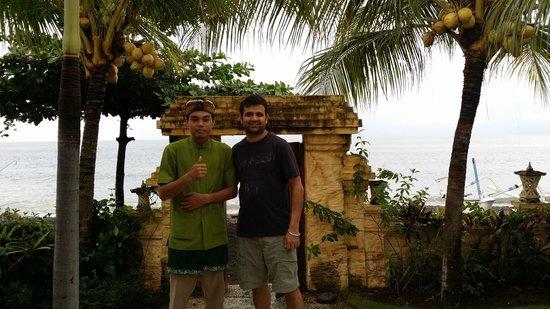 Arya Amed Beach Resort: :)