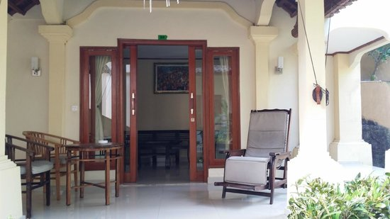 Arya Amed Beach Resort: cottage