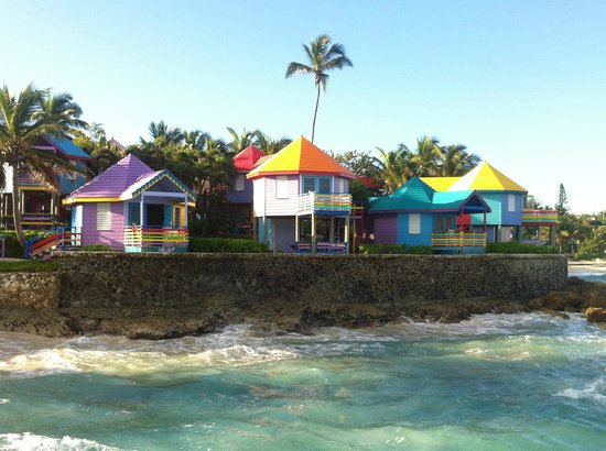 Compass Point Beach Resort: Camere Sea Front
