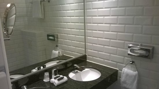 Bilderberg Hotel Jan Luyken: Bagno