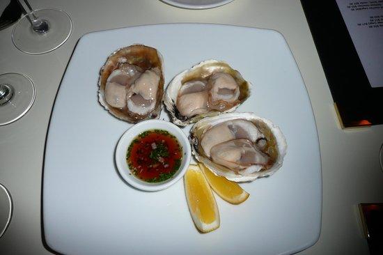Ortega Fish Shack: Bluff Oysters