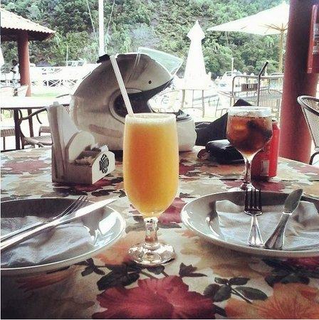 Promenade Angra dos Reis: restaurante