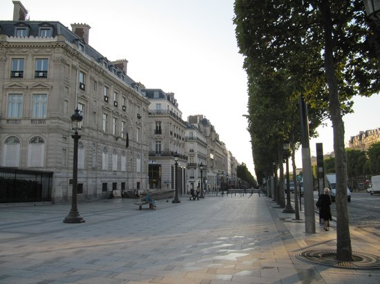 Champs-Élysées : авеню