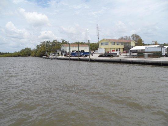 Everglades National Park Boat Tours: National Park boat docks