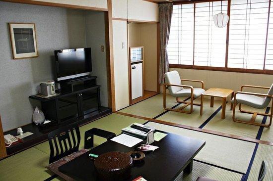 Kurobe Kanko Hotel: My room