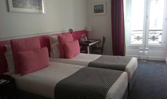 Hotel Monterosa - Astotel : Chambre confortable
