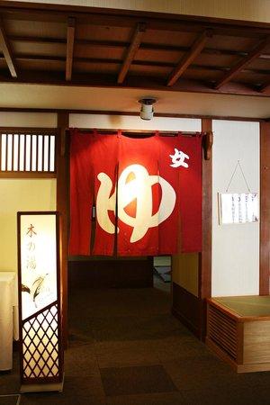 Kurobe Kanko Hotel: Ladies' bath