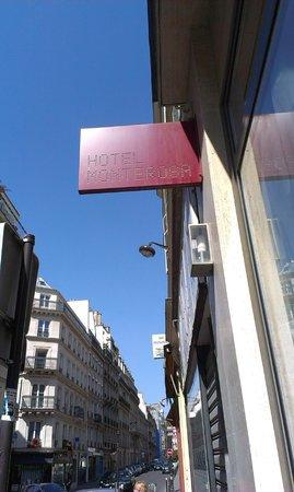 Hotel Monterosa - Astotel : Extérieur