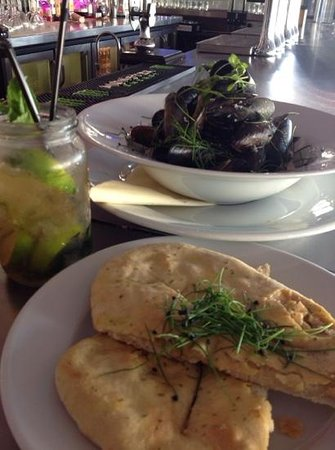 The Chy Bar: Great Food!
