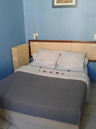 Hotel Cardabella : letto