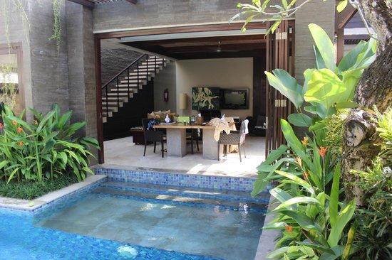 Le Jardin Villas: Room