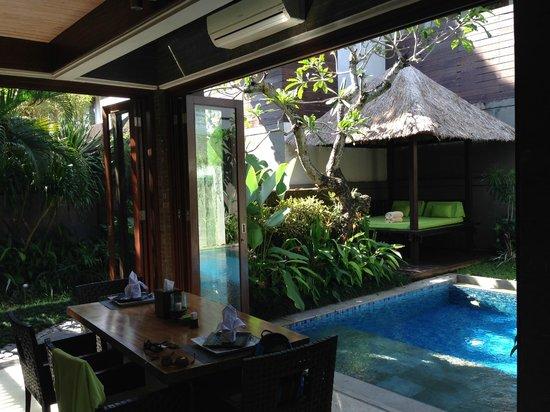Le Jardin Villas, Seminyak: Room