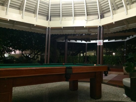Radisson Grenada Beach Resort: Pool Table