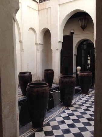 Riad Dar Darma: The older part of the house