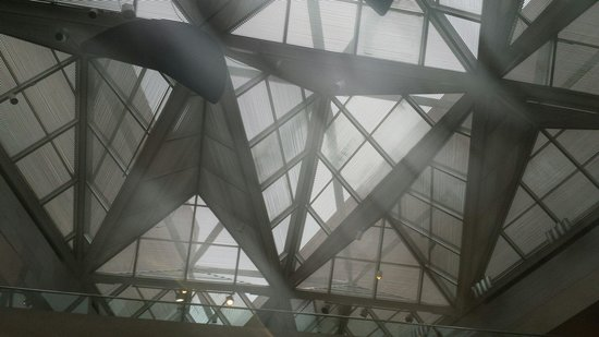 National Gallery of Art: The roof