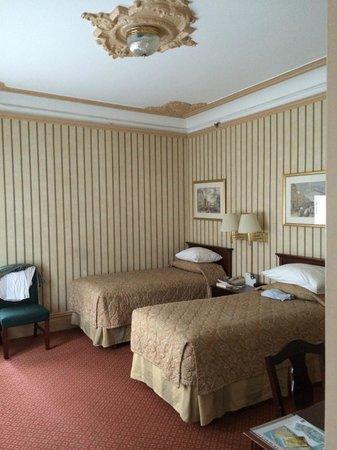 Wolcott Hotel: chambre