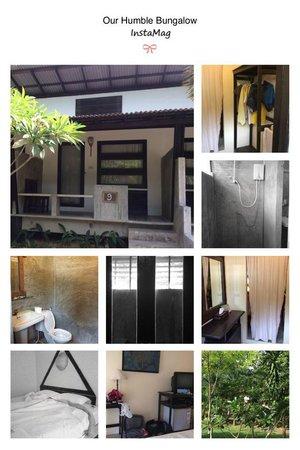 Baan Taa Yaay Bungalow: Our room