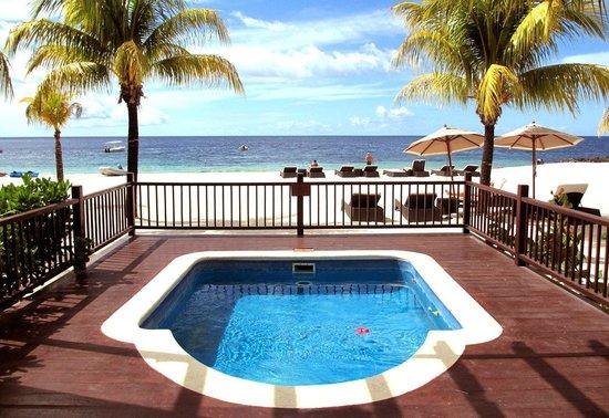 Buccament Bay Resort - TEMPORARILY CLOSED: Beachfront Villa