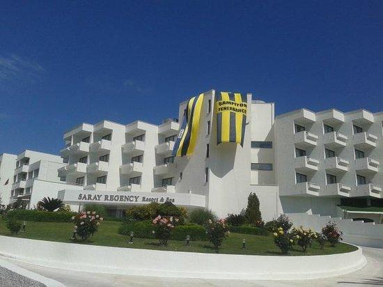 Maritim Hotel Saray Regency : hôtel