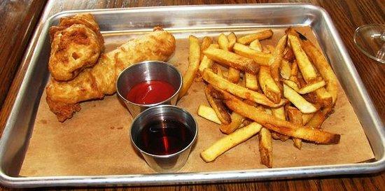 Blue Bell Inn: Fish & Chips