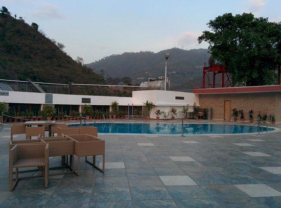 Timber Trail Resort: view of swimming pool