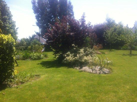 Demeures de Katell : le jardin