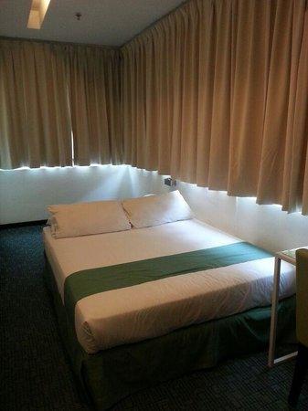 Citin Hotel Masjid Jamek: reasonable room with reasonable price