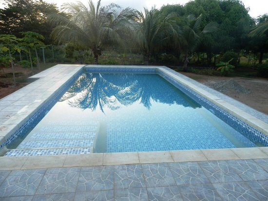 Posada Casa Las Trinitarias: Nueva piscina