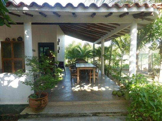 Posada Casa Las Trinitarias: Comedor