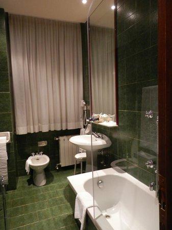 Grand Hotel Sitea : banheiro com mimos p vc