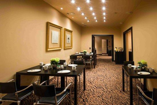 Hotel Concorde: Frühstücksraum