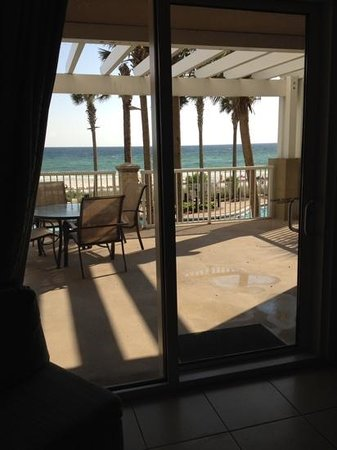 Grand Panama Beach Resort: awesome balcony